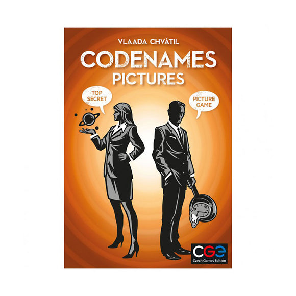 Codenames: Pictures - Front