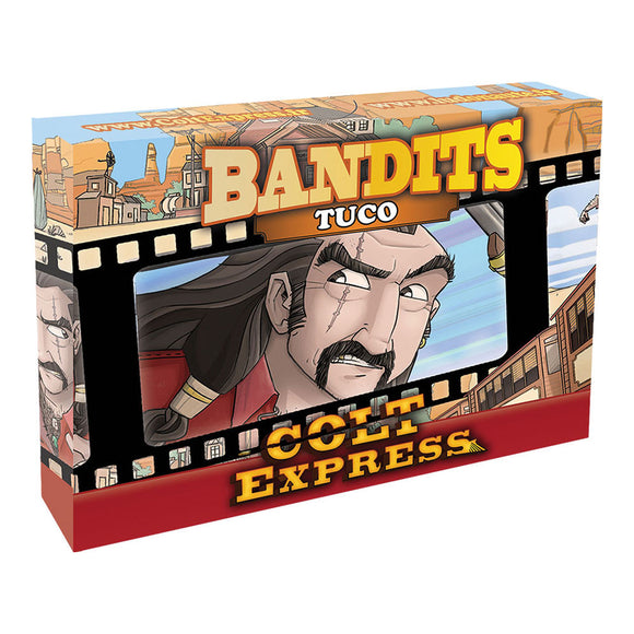 Colt Express: Bandit Pack - Tuco Expansion - Front