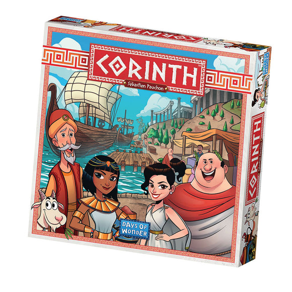 Corinth - Front