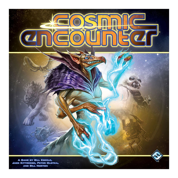 Cosmic Encounter: 42nd Anniversary Edition - Front