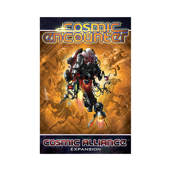 Cosmic Encounter: Cosmic Alliance Expansion - Front