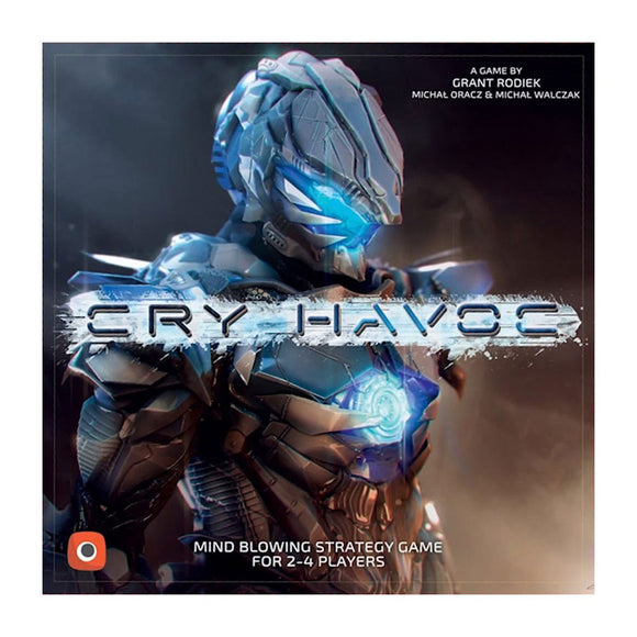 Cry Havoc - Front
