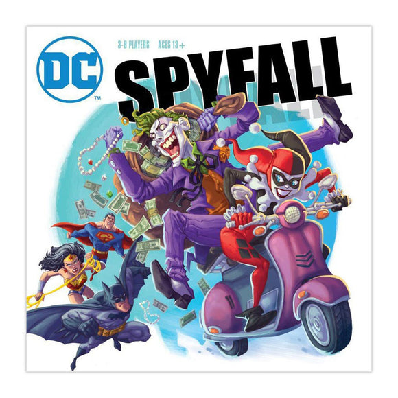 DC Spyfall - Front