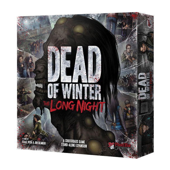 Dead of Winter: The Long Night - Front