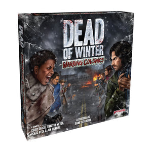 Dead of Winter: Warring Colonies Expansion - Front
