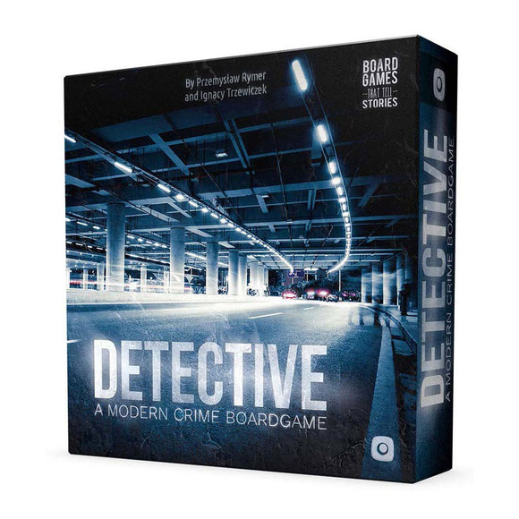 Detective - Front