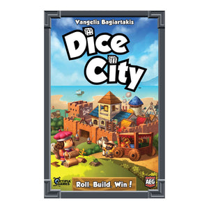 Dice City - Front