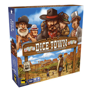 Dice Town (Revised Edition) - Front