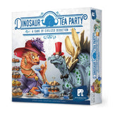 Dinosaur Tea Party - Front