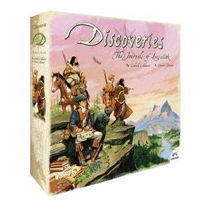 Discoveries: The Journals of Lewis & Clark - Front