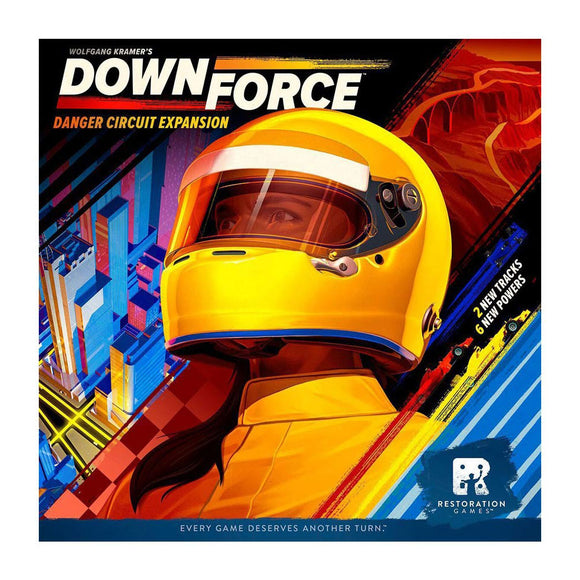 Downforce: Danger Circuit Expansion - Front