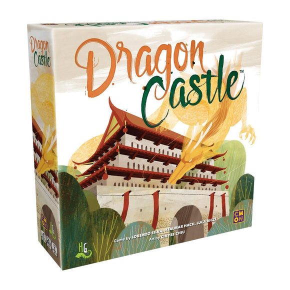 Dragon Castle - Front