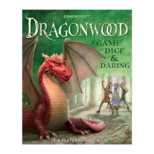 Dragonwood - Front
