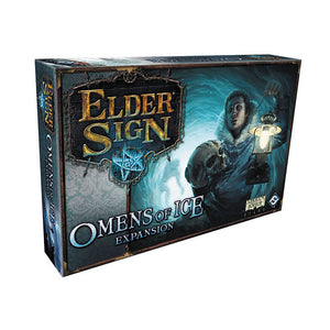 Elder Sign: Omens of Ice Expansion - Front