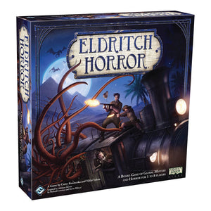 Eldritch Horror - Front