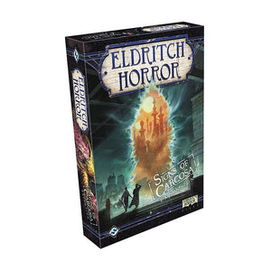 Eldritch Horror: Signs of Carcosa Expansion - Front