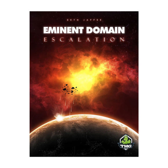 Eminent Domain: Escalation Expansion - Front