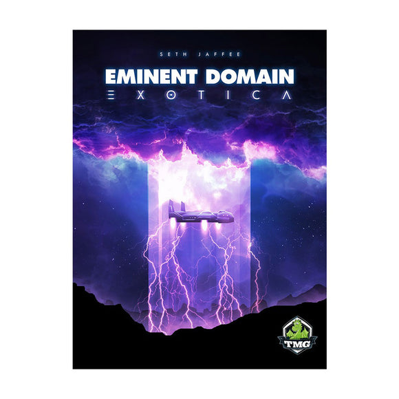 Eminent Domain: Exotica Expansion - Front