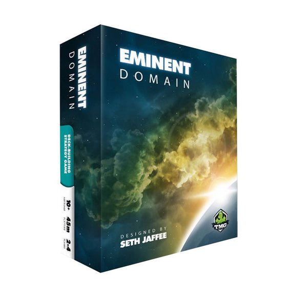 Eminent Domain - Front