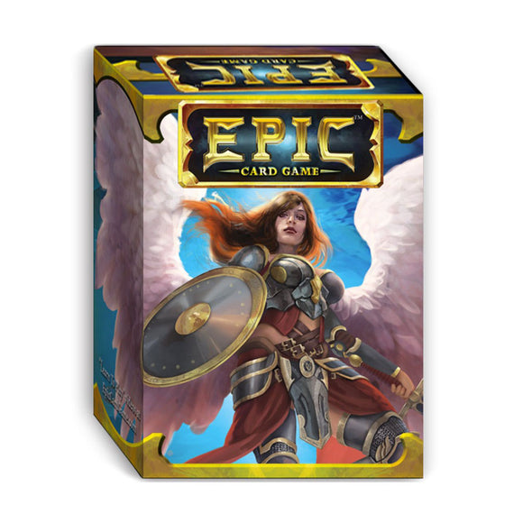 Epic Card Game - Front