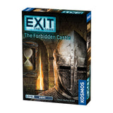Exit: The Forbidden Castle - Front