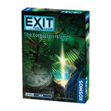 Exit: The Forgotten Island - Front