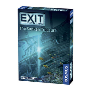 EXIT: The Sunken Treasure - Front