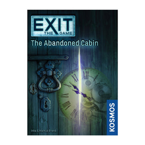 Exit: The Abandoned Cabin - Front