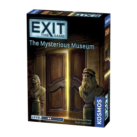 EXIT: The Mysterious Museum - Front