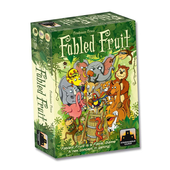 Fabled Fruit - Front