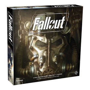 Fallout: The Board Game - Front