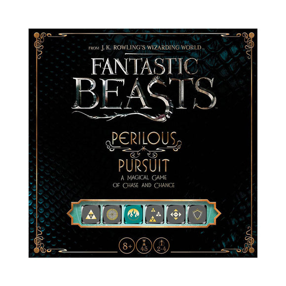 Fantastic Beasts Perilous Pursuit - Front