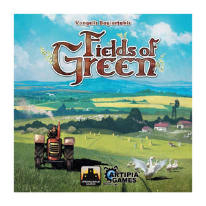 Fields of Green - Front