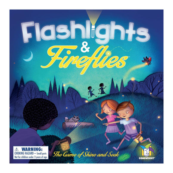 Flashlights & Fireflies - Front