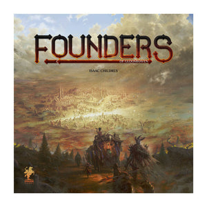 Founders of Gloomhaven - Front