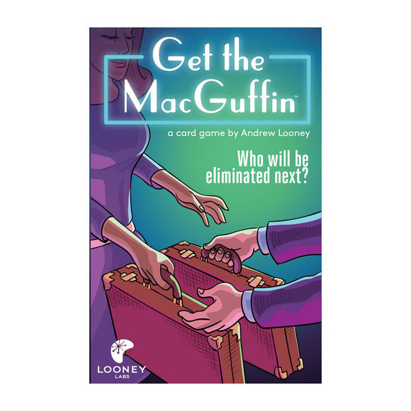 Get the MacGuffin - Front