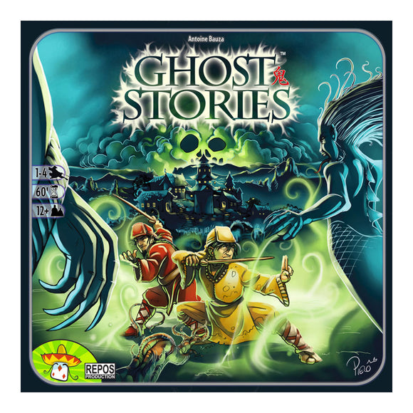 Ghost Stories - Front
