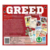 Greed - Back