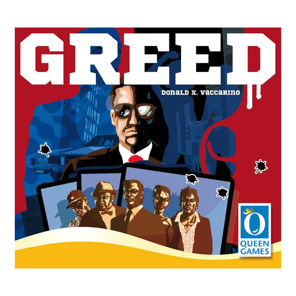 Greed - Front