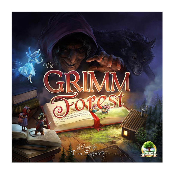 The Grimm Forest - Front