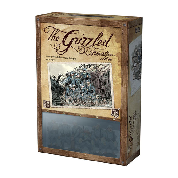 The Grizzled: Armistice Edition - Front