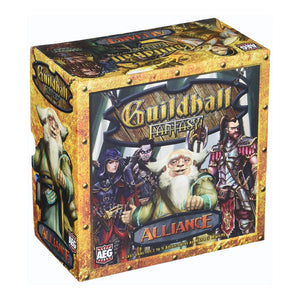 Guildhall Fantasy: Alliance - Front
