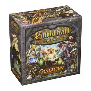 Guildhall Fantasy: Coalition - Front