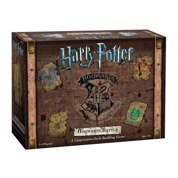 Harry Potter: Hogwarts Battle - Front