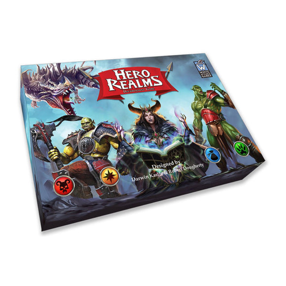Hero Realms - Front