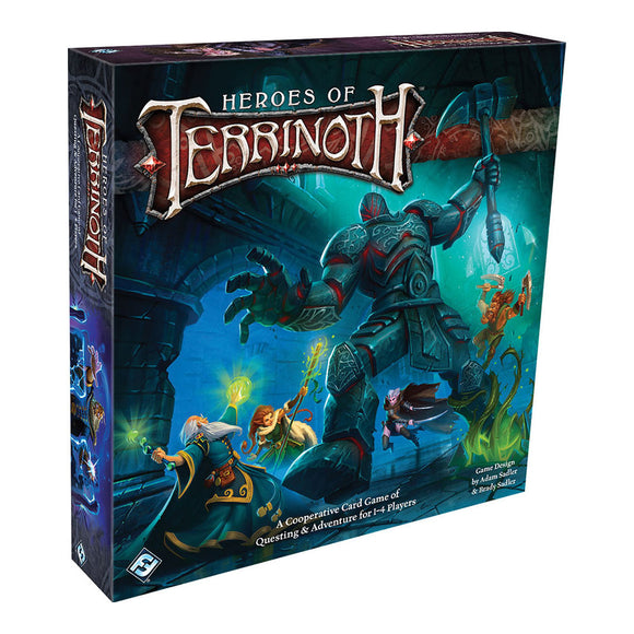 Heroes of Terrinoth - Front