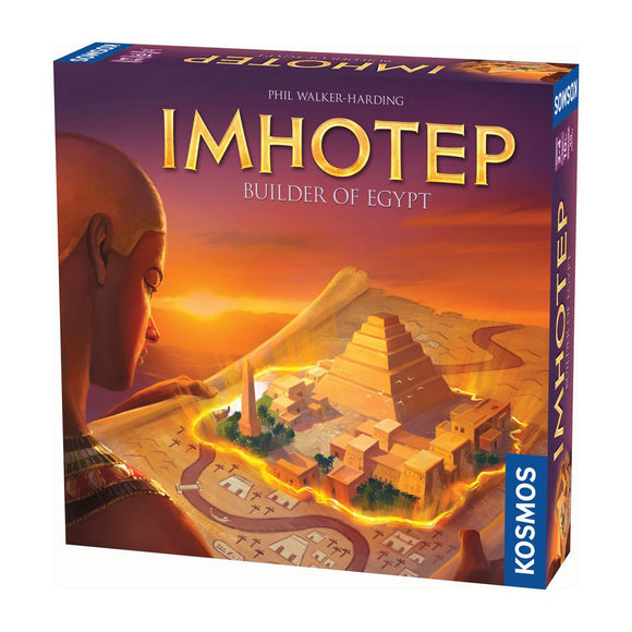 Imhotep - Front