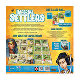 Imperial Settlers - Back
