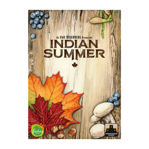 Indian Summer - Front
