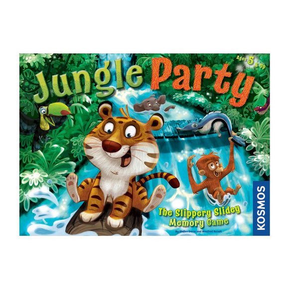 Jungle Party - Front